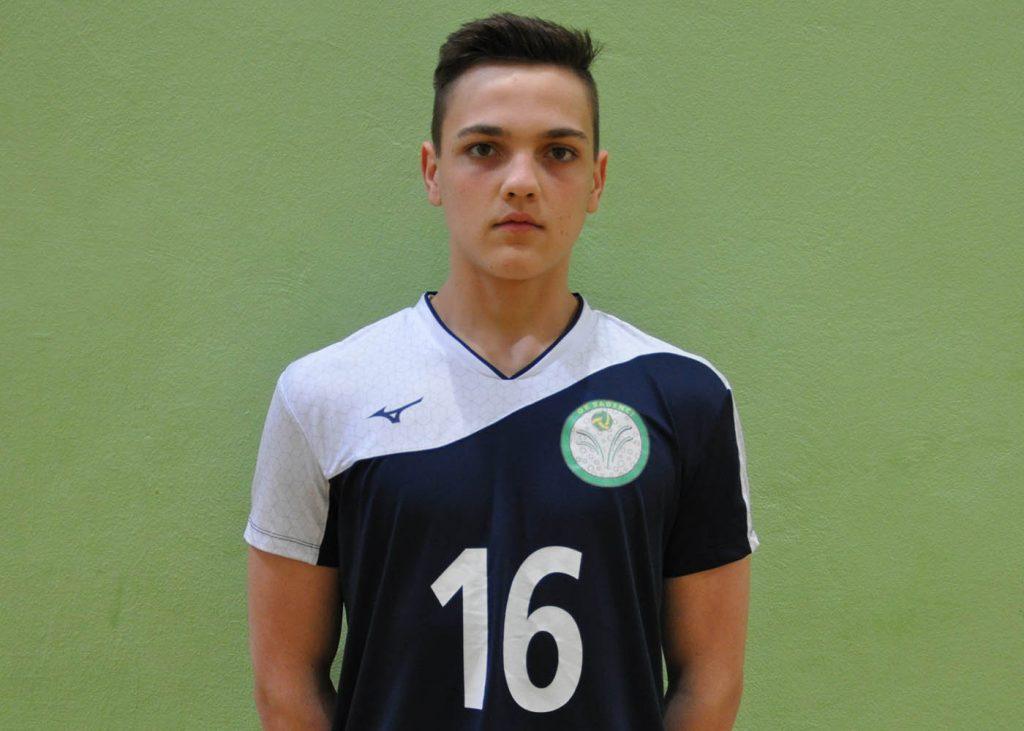 #16 Gašper Zamuda